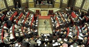 """مجلس الشعب التابع للنظام يناقش إمكانية إنقاذ المواطن من """"التقارير الأمنية"""""""