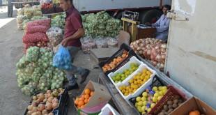 سورية تصدّر الخضروات والفواكه للعراق
