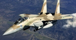 النّظام يقول إنه أسقط طائرة حربية إسرائيلية في القنيطرة