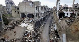 حي الوعر المحاصر، هدوء في العيد وتخوّف من غدر النظام