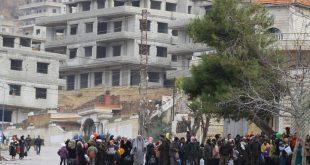 الوضع الصحي يتدهور في مضايا…والهيئة الطبية تعلق عملها احتجاجا