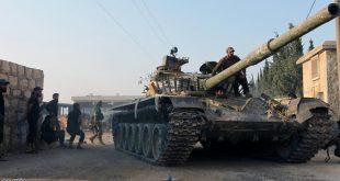 """طبول الحرب تٌقرع في """"حلب"""" والطوفان قادم"""