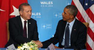 """أوباما وأردوغان ينسقان خطواتهما ضد """"داعش"""""""