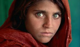 القبض على «الموناليزا الأفغانية»