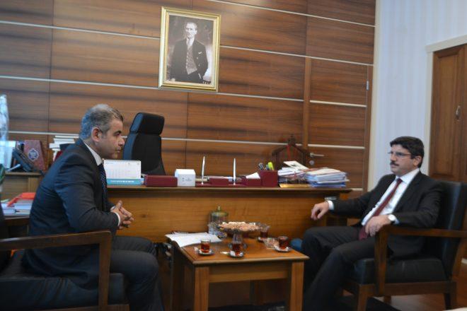 نائب رئيس حزب العدالة والتنمية : ياسين أقطاي /  صدى الشام