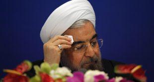 """روحاني يطالب أوباما بـ""""فيتو"""" ضد قرار تمديد العقوبات"""