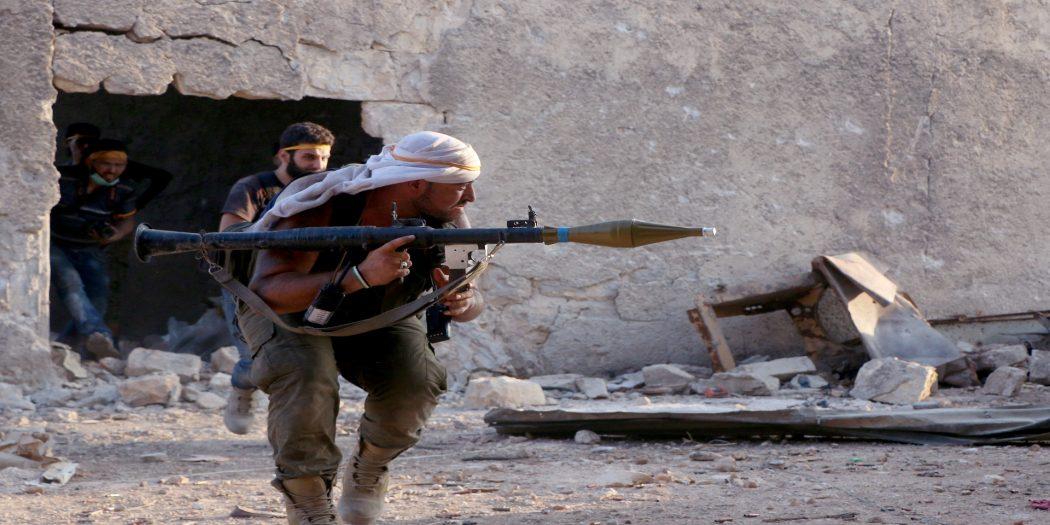 معارك حلب /  أنترنت