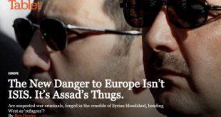 شبّيحة الأسد.. الخطر الجديد الذي يتربّص بأوروبا