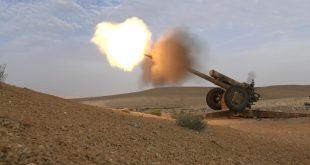 """النظام """"ينتقم"""" في حمص.. ويقصف دوما بالنابالم الحارق"""