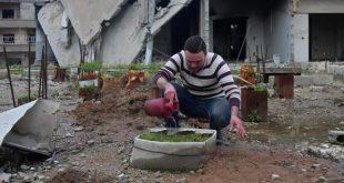 كيف عايشت سارة ست سنوات من الحرب في سورية؟