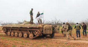 معادلات عسكرية جديدة في سورية: من حماة إلى دمشق