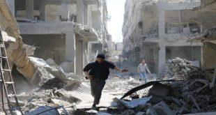 مجازر سورية وروسية تواكب تراجع النظام أمام المعارضة