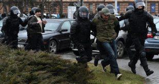 تظاهرات في بيلاروسيا ولوكاتشنكو يتشدد في قمع معارضيه