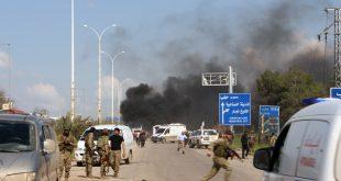 """بَصَمات للنظام في تفجير """"الراشدين"""".. وخسائره على امتداد الجبهات"""