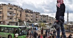 """أكثر من 12 مليون سوري مُشرّد قسرياً """"لا خيار لهم"""""""