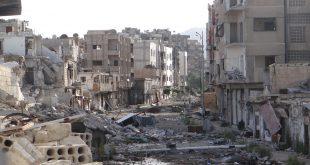 النظام يهاجم حي القابون بريًّا.. والفصائل تقتتل في الغوطة