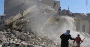 سورية: روسيا تواصل قصف إدلب وتركيا تستهدف المليشيات