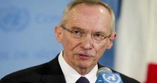 إدموند موليت رئيساً لآلية التحقيق بالأسلحة الكيميائية في سورية