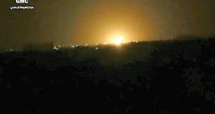 إسرائيل تقصف مخازن أسلحة «حزب الله» في دمشق