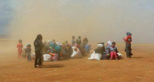 وقفات احتجاجية مغربية تضامناً مع اللاجئين السوريين العالقين على الحدود