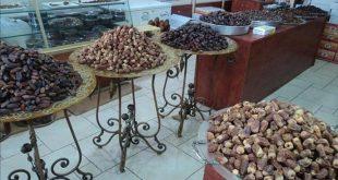 رمضان ينُعش تجارة التمور في مكة المكرمة