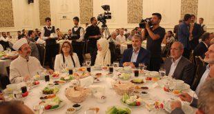بلدية غازي عنتاب تقيم مأدبة إفطار للإعلاميين العرب