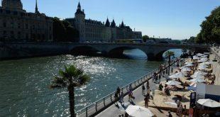 شاطئ باريس: بحر من لا يستطيع السفر ومتعة للسائحين على نهر السين