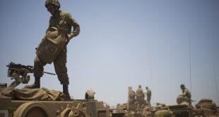 استعداد إسرائيلي لاحتمال عودة المعارك جنوبي سوريا