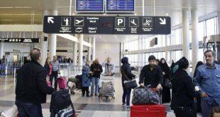 5 ملايين مسافر استخدموا مطار بيروت في 7 أشهر