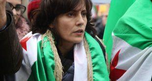 فدوى سليمان أيقونة المسرح وضمير الثورة السورية