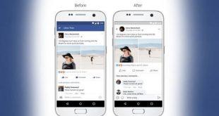 """مساحة التعليقات أكبر في تعديلات """"فيسبوك"""" و""""إنستاغرام"""" الجديدة… تعرّفوا على كل التحديثات"""