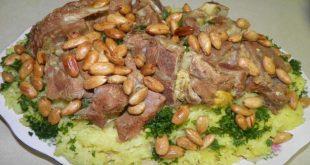 المنسف يترأس وجبات الطعام في أفراح الفلسطينيين