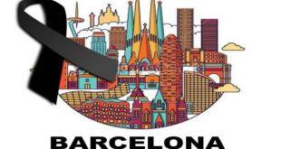 """العالم الرياضي يتضامن مع ضحايا """"أحداث"""" مدينة برشلونة"""