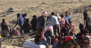 نازحو درعا يعيشون مأساة التهجير هربا من تسوية مذلة
