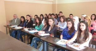 أحد مراكز النظام لتعليم اللغة الروسية - سبوتنيك