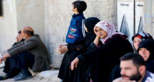 أزمة سكن في الشمال السوري - جيتي