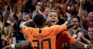 أفراح هولندية وكوابيس روسيا تلاحق ألمانيا في دوري الأمم الأوروبية
