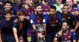 """بعد تدعيم صفوفه.. """"السوبر الأسباني"""" أول ألقاب برشلونة"""