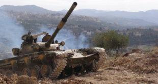 """العقيد أحمد حمادة لـ""""صدى الشام"""": ما يجري في الجنوب مخطط لإعادة تأهيل نظام الأسد"""