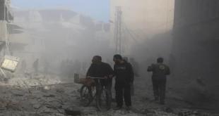 قوات النظام تفشل في التقدم غرب دمشق وتتكبد خسائر في حماة