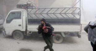 ٥٤ قتيلاً في الغوطة والحر يوافق على الهدنة