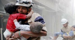 ٣٠ قتيلاً في الغوطة الشرقية بينهم ١٥ طفلاُ
