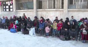 موسكو تعلن دخول مساعدات للغوطة وخروج مدنيين