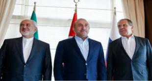 وزراء خارجية الدول الضامنة يجتمعون في أستانة بشأن سورية