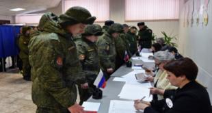 بدء التصويت في الانتخابات الرئاسية الروسية