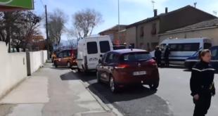"""ماكرون: فرنسا تعرضت لهجوم """"إرهابي إسلاموي"""""""