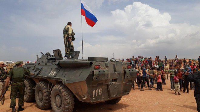 القوات الروسية لم تلتزم بالضمانات التي قدمتها - انترنت
