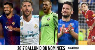 الكرة الذهبية: اختيار الأفضل بعيون مَن؟