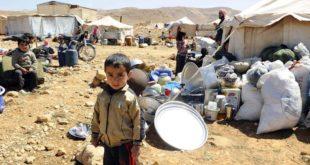 الأمم المتحدة تقطع المساعدات عن اللاجئين السوريين في لبنان