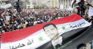 العريضي: النظام حمى إسرائيل في قوته والأخيرة تفضحه